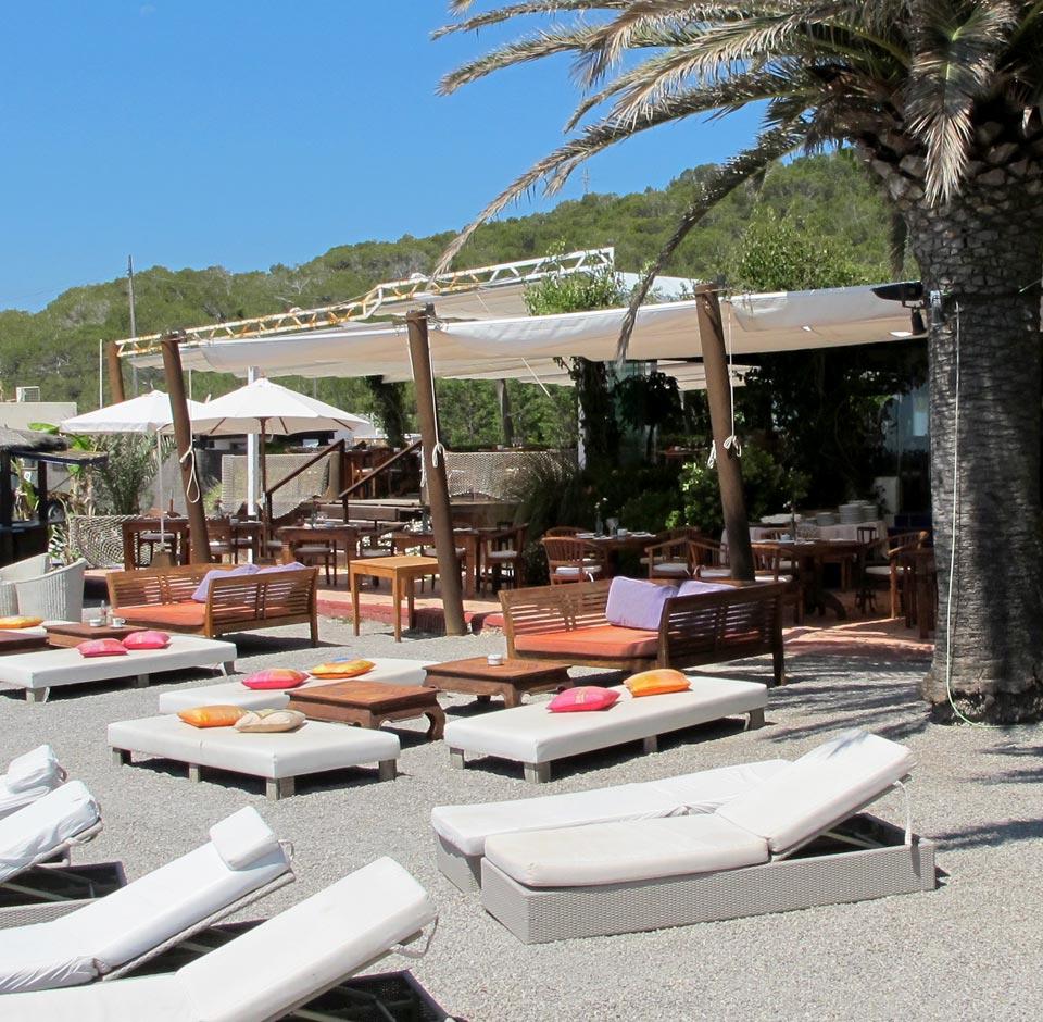 Áreas de Negocio - Restaurantes en Ibiza